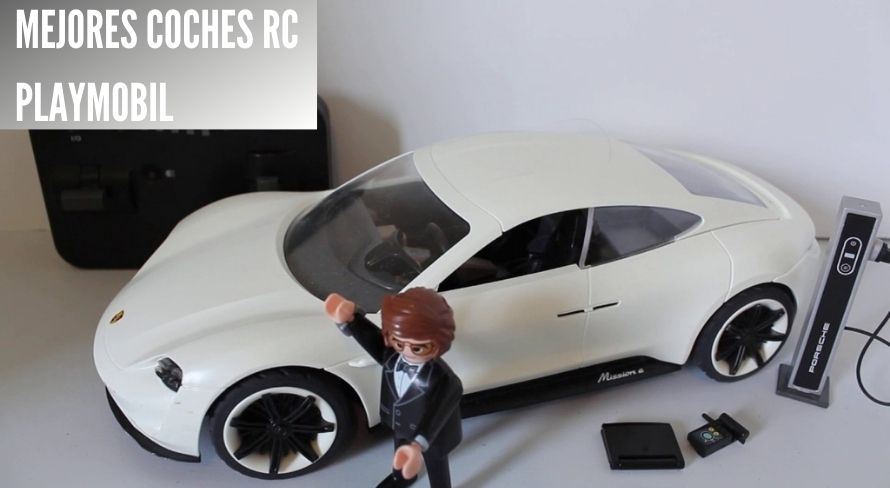 coches rc playmobil