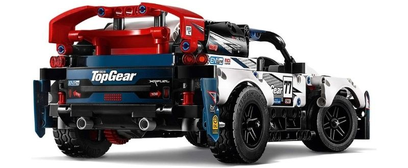 Coches RC LEGO